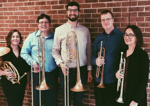 RESCHEDULED: Third Lake Brass Quintet